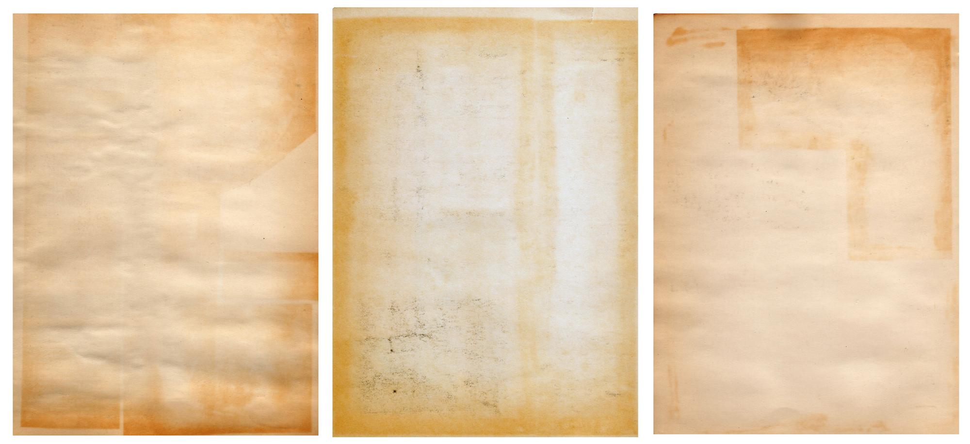 Scrapbook paper booklet - Vintage 50 Year Old Scrapbook Paper Textures