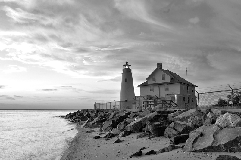 Lighthouse infrared