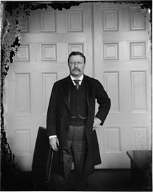 Theodore Roosevelt Collodion