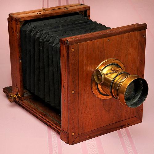 Wet Plate Camera